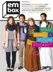 embox, the Student Magazine